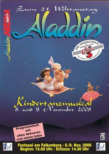 Kindertanzmusical - TanzCentrum Die 3