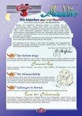 Kindertanzmusical - TanzCentrum Die 3 - Seite 3