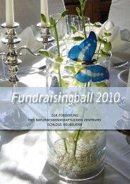 Fundraisingball 2010 - Schloss Neubeuern