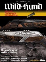 Messeneuheiten von der IWA in Nürnberg - Wild und Hund