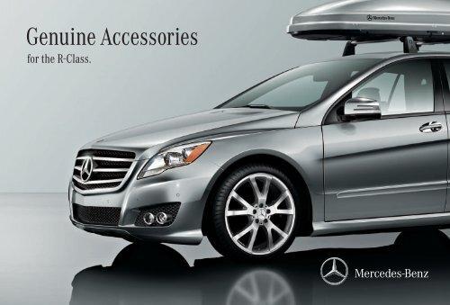 Ray Catena Mercedes >> Genuine Accessories Ray Catena Mercedes Benz