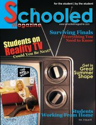 April 06 - Schooled Magazine