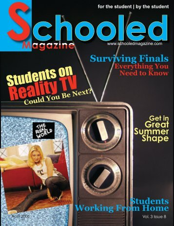 April 06 - Schooled Magazine