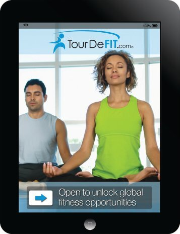 Click To Download The Brochure - TourDeFit.com