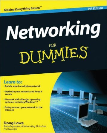 Networking For Dummies, 9th Edition