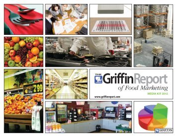 Griffin Report of Food Marketing Circulation