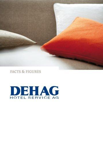 Professioneller Partner für die Hotellerie - DEHAG * Hotel Service AG