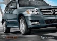 Download The GLK-Class Brochure - Mercedes Benz USA