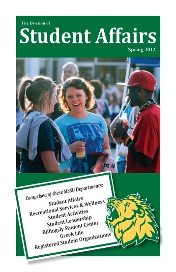 Student Affairs - Missouri Southern State University