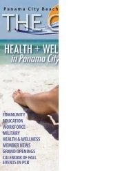 HEALTH + WELLNESS - Panama City Beach Chamber of Commerce