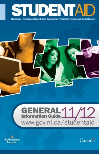 2011-12 Student Aid Guide Book - Department of Human Resources ...