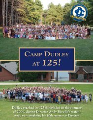 AT 125! - Camp Dudley