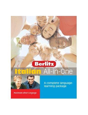 Intermediate German Berlitz Publishing