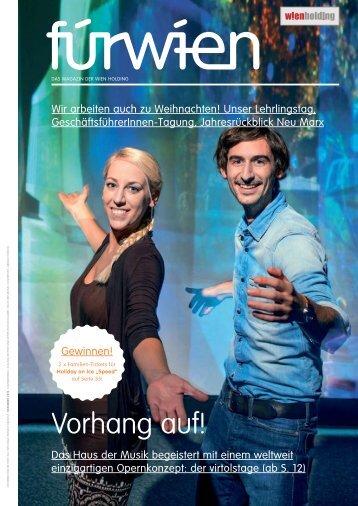 58 Jugendliche - Wien Holding