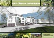 Neues Wohnen am Naturpark - Bauwerk Immobilien