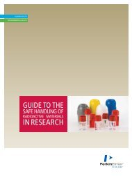 Guide to the Safe Handling of Radioactive Materials in Research