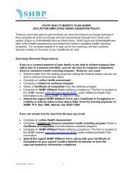 2012 General Non-Union SMM - HCA Rewards