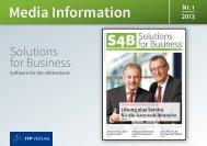 Media Information Nr. 1 2013 - Midrange Magazin