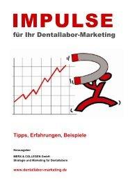 Tipps, Erfahrungen, Beispiele - Strategie und Marketing für ...