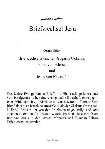 Jakob Lorber - Offenbarung