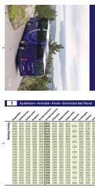 Linjer i Aust-Agder Vi kjører for deg! - Page 4