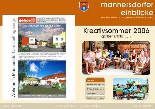 Kontakt - Pfarre Mannersdorf