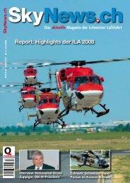 Report: Highlights der ILA 2008 - SkyNews.ch