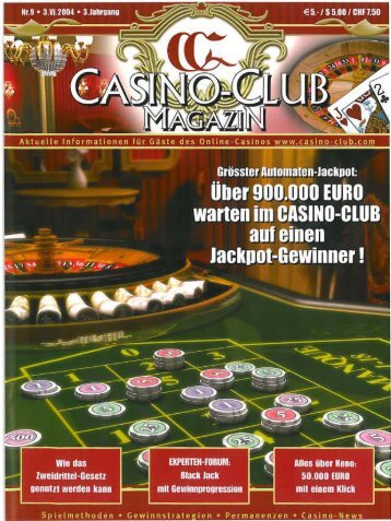 CasinoClub Magazin Nr.9 Download