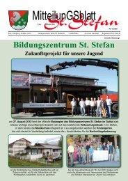 aus einer Hand - Gemeinde St. Stefan im Gailtal