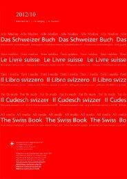 ISSN 1661-8211   112. Jahrgang   31. Mai 2012 - admin.ch
