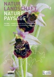 NATUR LANDSCHAFT NATURE PAYSAGE - KBNL