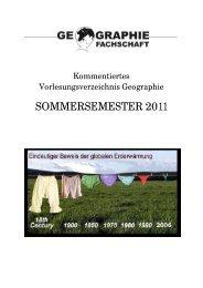 Praktikumsinitiative Geographie - Geographisches Institut Uni ...