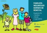 FAMILIEN- WEGWEISER KERNEN IM REMSTAL - Gemeinde Kernen