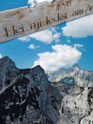 Klettern im Oberreintal - Deutscher Alpenverein