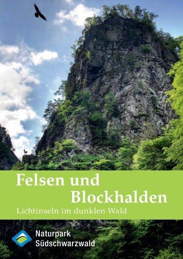 Felsen und Blockhalden - Naturpark Südschwarzwald