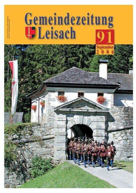 September - Leisach