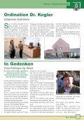 Pfarrkindergärten Neues Bauland? Silvester - Gemeinde Großradl - Page 3
