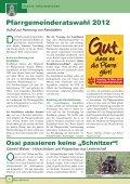 Pfarrkindergärten Neues Bauland? Silvester - Gemeinde Großradl - Page 4