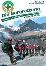 Die Bergrettung - Bergrettung Vorarlberg
