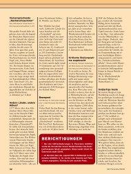 Panorama 1 2005 Leserbriefe - Deutscher Alpenverein