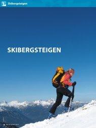 SKIBERGSTEIGEN - München und Oberland