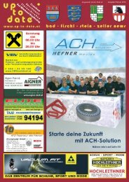 Zugestellt durch Post.at Ausgabe Februar 2012 - Up-to-date