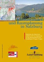 Klimawandel und Raumplanung in Salzburg - clisp