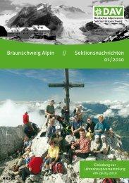 Schuh- und Schlüsseldienst - Deutscher Alpenverein
