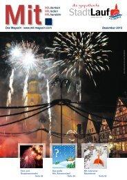 Fest- und Neujahrswünsche - Mitteilungsblatt