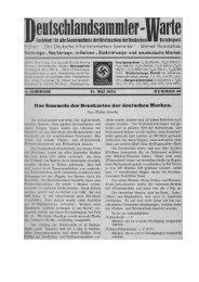 Heft 38 - INFLA-Berlin, Verein der Deutschlandsammler eV
