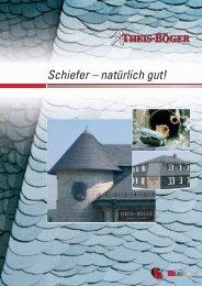 Schiefer - Klaus Scherwat - Fachmarkt für Dach und Wand