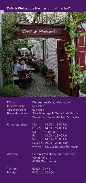 16 Cafe Wein