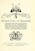 Deutsche kunst und dekoration - Seite 7