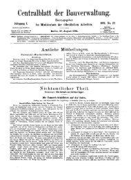 Zentralblatt der Bauverwaltung : Nachrichten d. Reichs- u ...